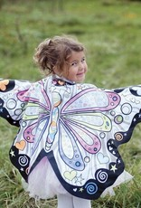 Great Pretenders Colour-A-Butterfly Wings, Size 4-7, Boxed