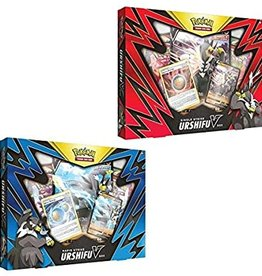 Pokemon Pokemon URSHIFU Single/Rapid Strike V Box
