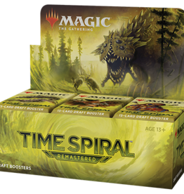 Wizards of the Coast Magic the Gathering: Time Spiral Remastered