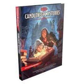 DND RPG Candlekeep Mysteries HC (14)