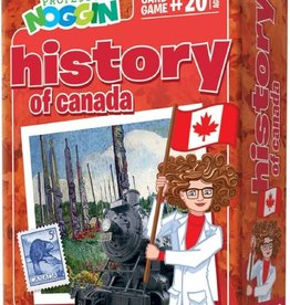 Professor Noggin Prof Noggin History of Canada