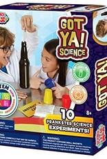 Be Amazing! Toys Got Ya! Science
