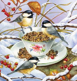 Cobble Hill Chickadee Tea 275pc