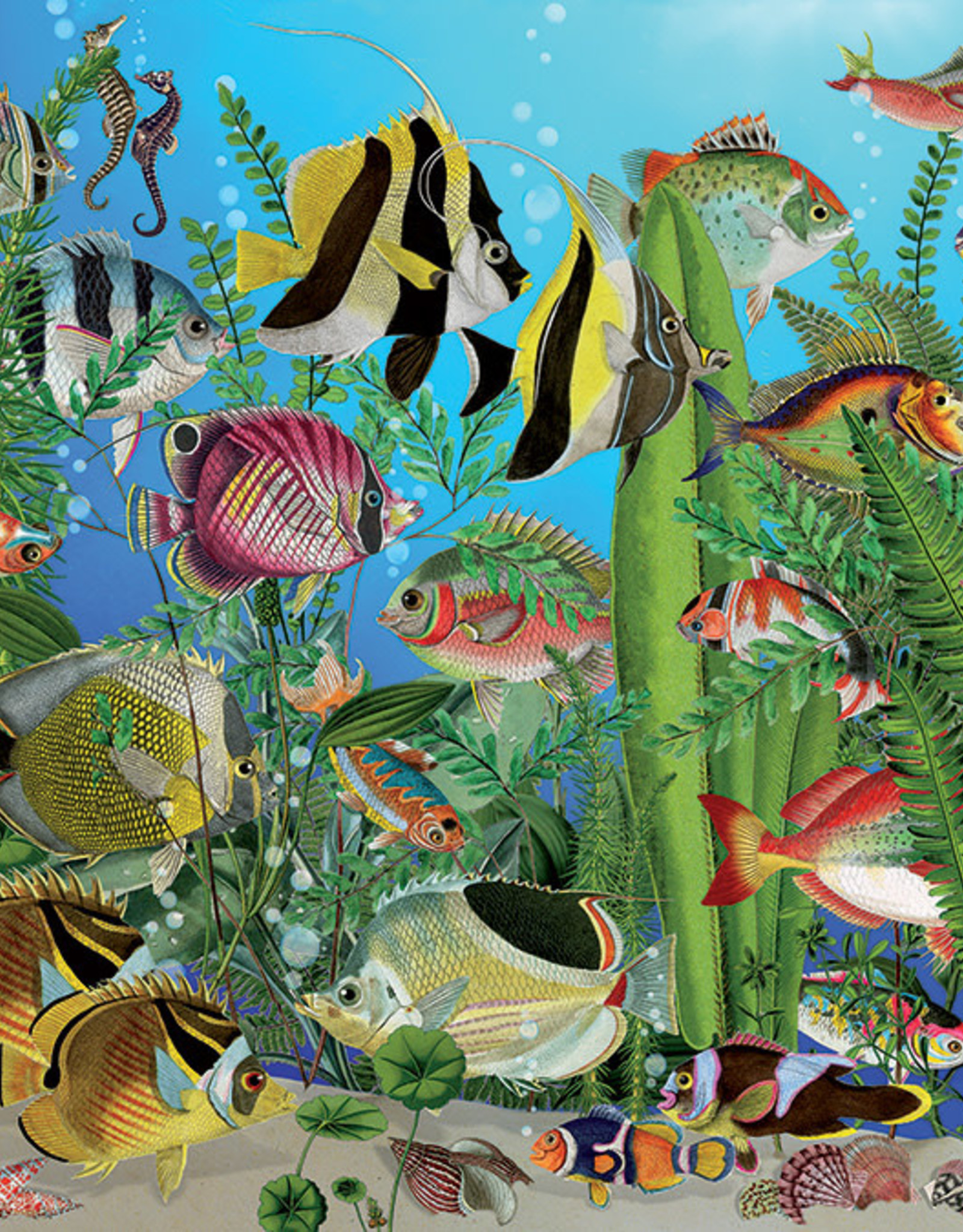 Cobble Hill Aquarium 275pc