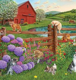 Cobble Hill Farm Cats 275pc