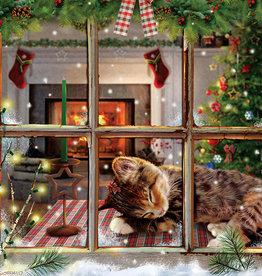 Cobble Hill Cat Nap 275pc