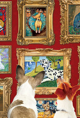 Cobble Hill Dog Gallery 1000pc