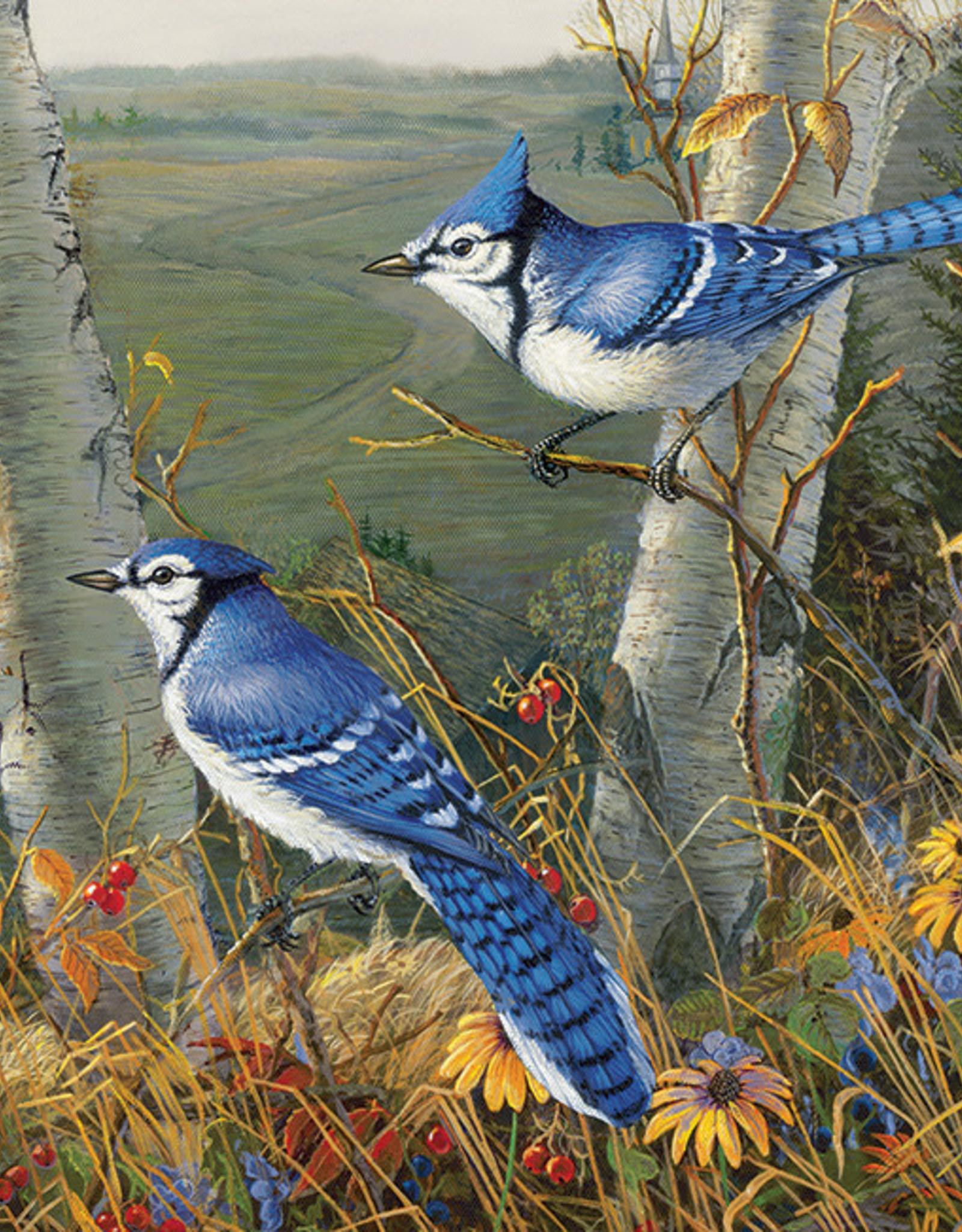 Cobble Hill Blue Jays 1000pc