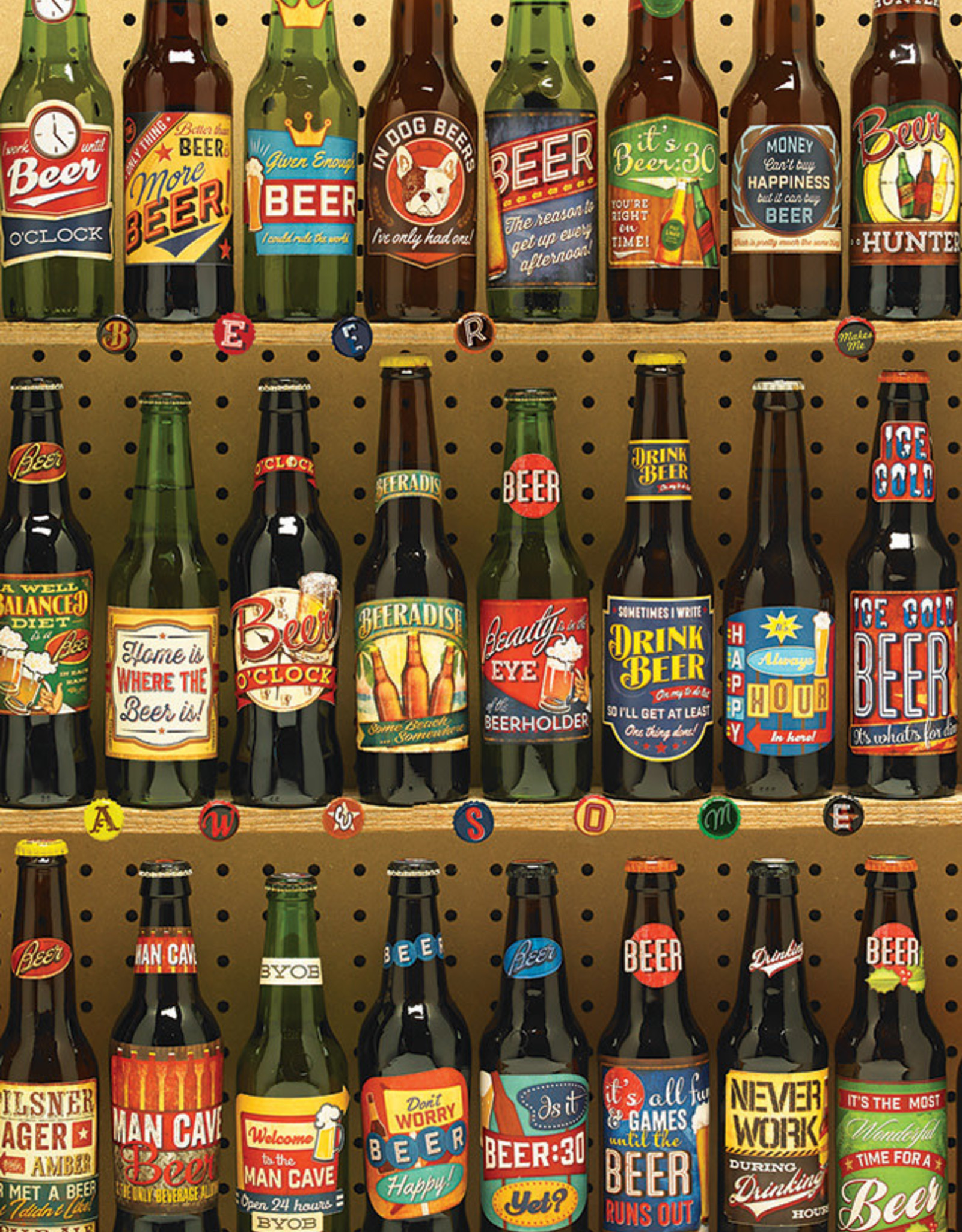 Cobble Hill Beer Collection 1000pc