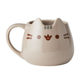 Our Name is Mud Pusheen Sculpted Mug