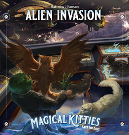 Atlas Games Magical Kitties Save the Day: Alien Invasion