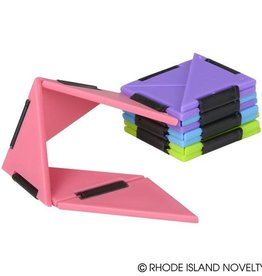 Flip and Fold Puzzle Game