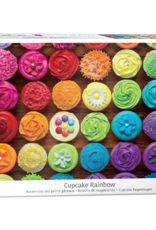 Eurographics Cupcake Rainbow 1000pc
