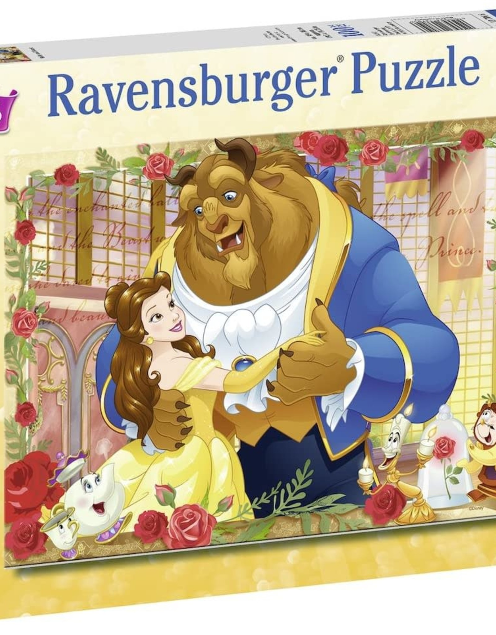 Ravensburger Belle & Beast (100 pc)