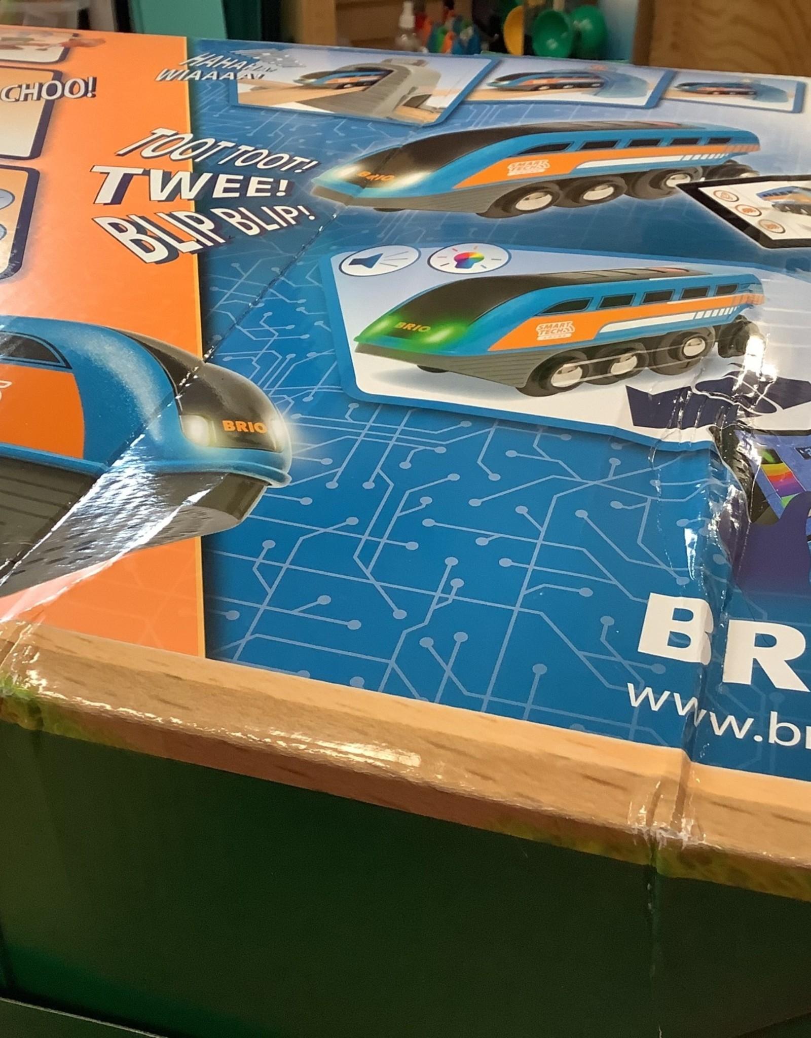 BRIO LTP Smart Tech Sound Action Tunnel Travel Set