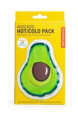 Kikkerland Avocado Hot/Cold Pack