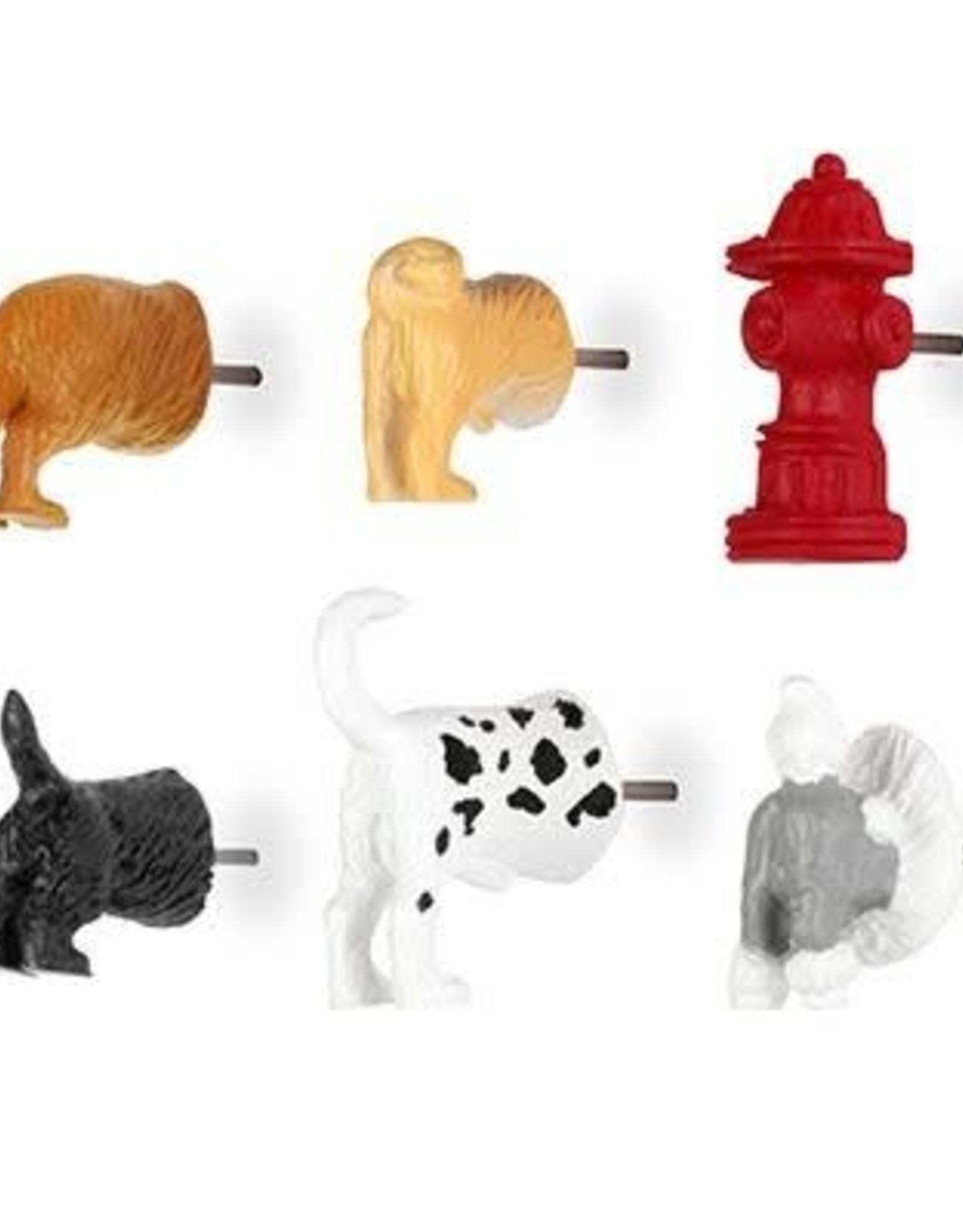 Kikkerland Butt Push Pin - Dog