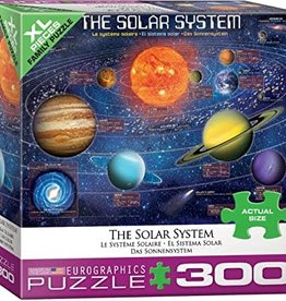 Eurographics The Solar System Illustrated 300pc