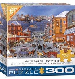 Eurographics Market Days on Fulton St.-Dyer 300pc