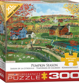 Eurographics Pumpkin Season by Bob Fair 300pc