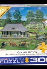 Eurographics Canaan Station by Bob Fair 300pc
