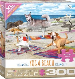 Eurographics Yoga Beach 300pc