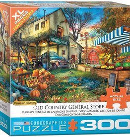 Eurographics Old Country General Store Davison 300pc