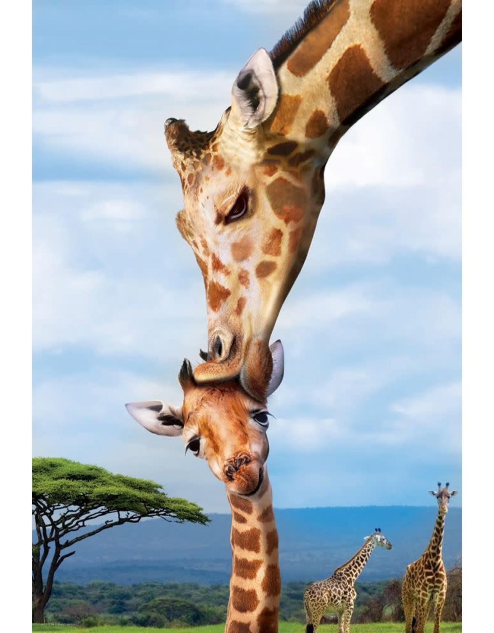 Eurographics Giraffes 250pc