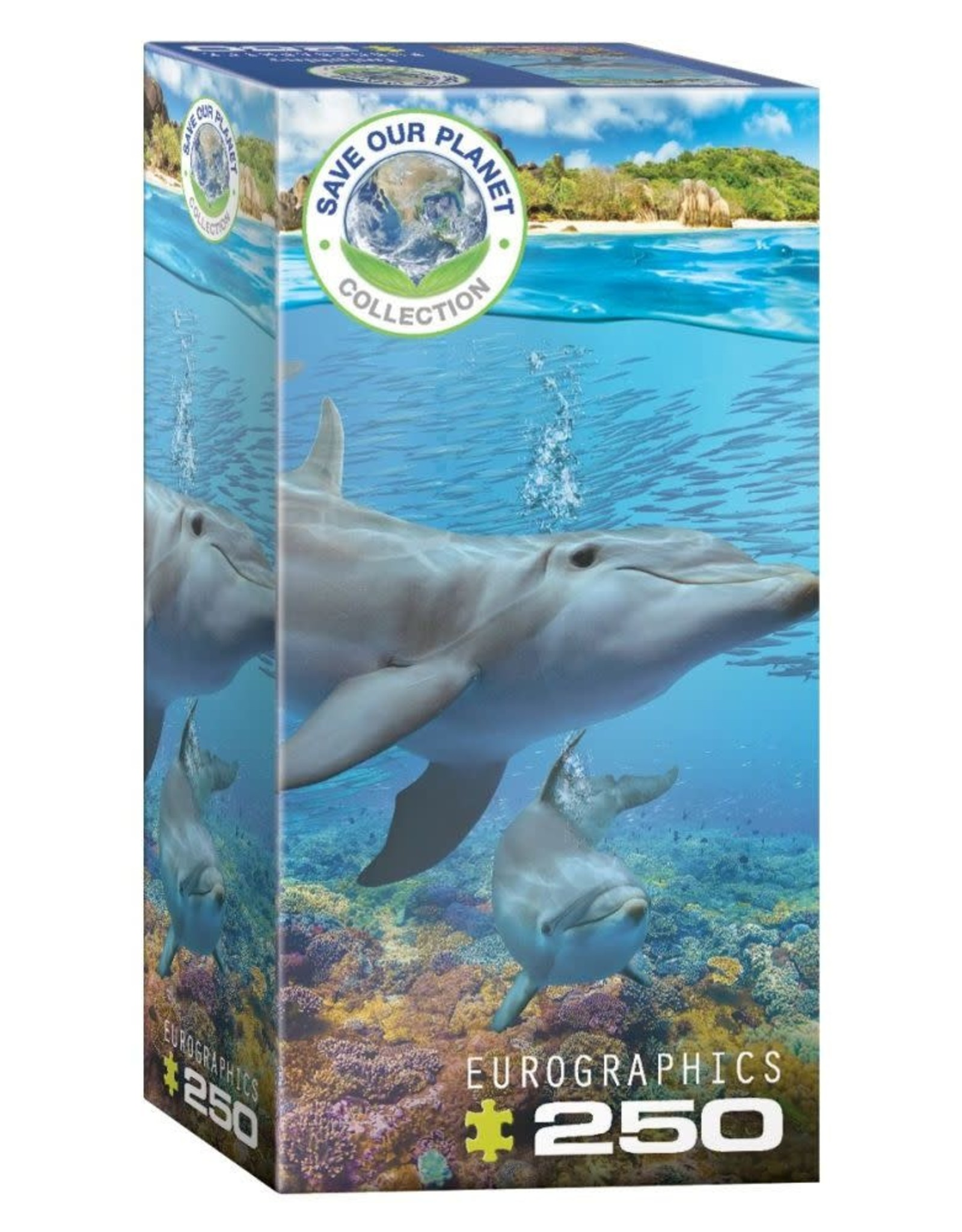 Eurographics Dolphins 250pc