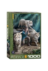 Eurographics The Power of Three by Anne Stokes 1000pc