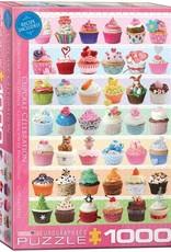 Eurographics Cupcakes 1000pc