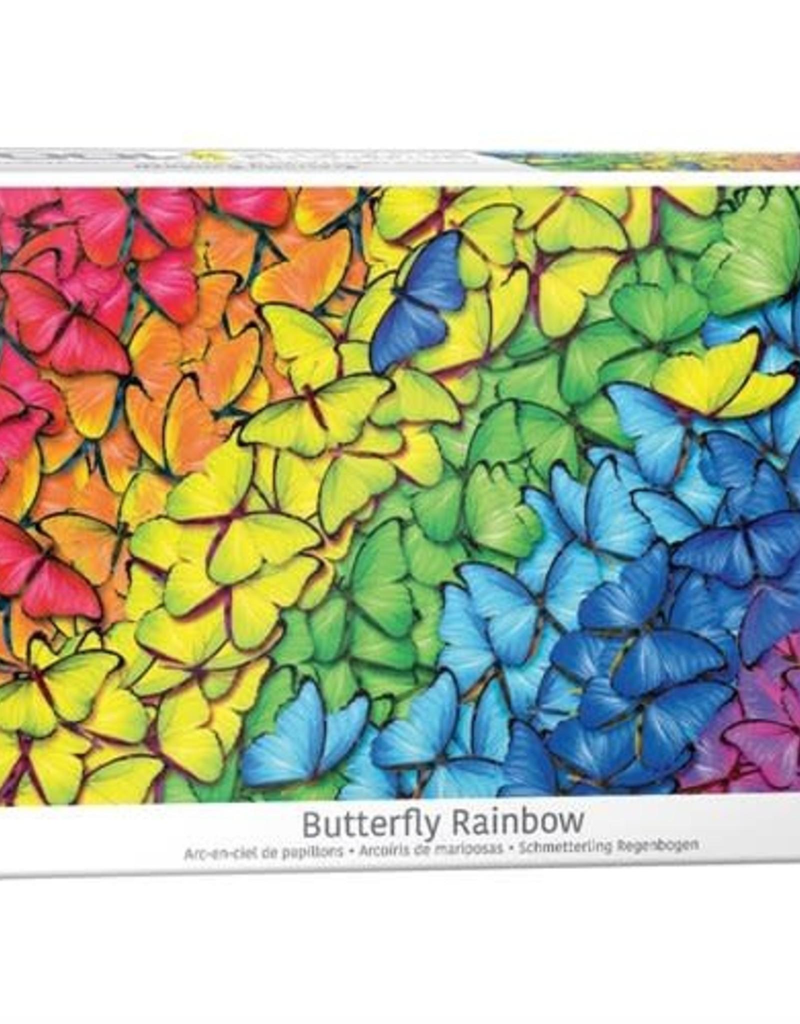 Eurographics Butterfly Rainbow 1000pc