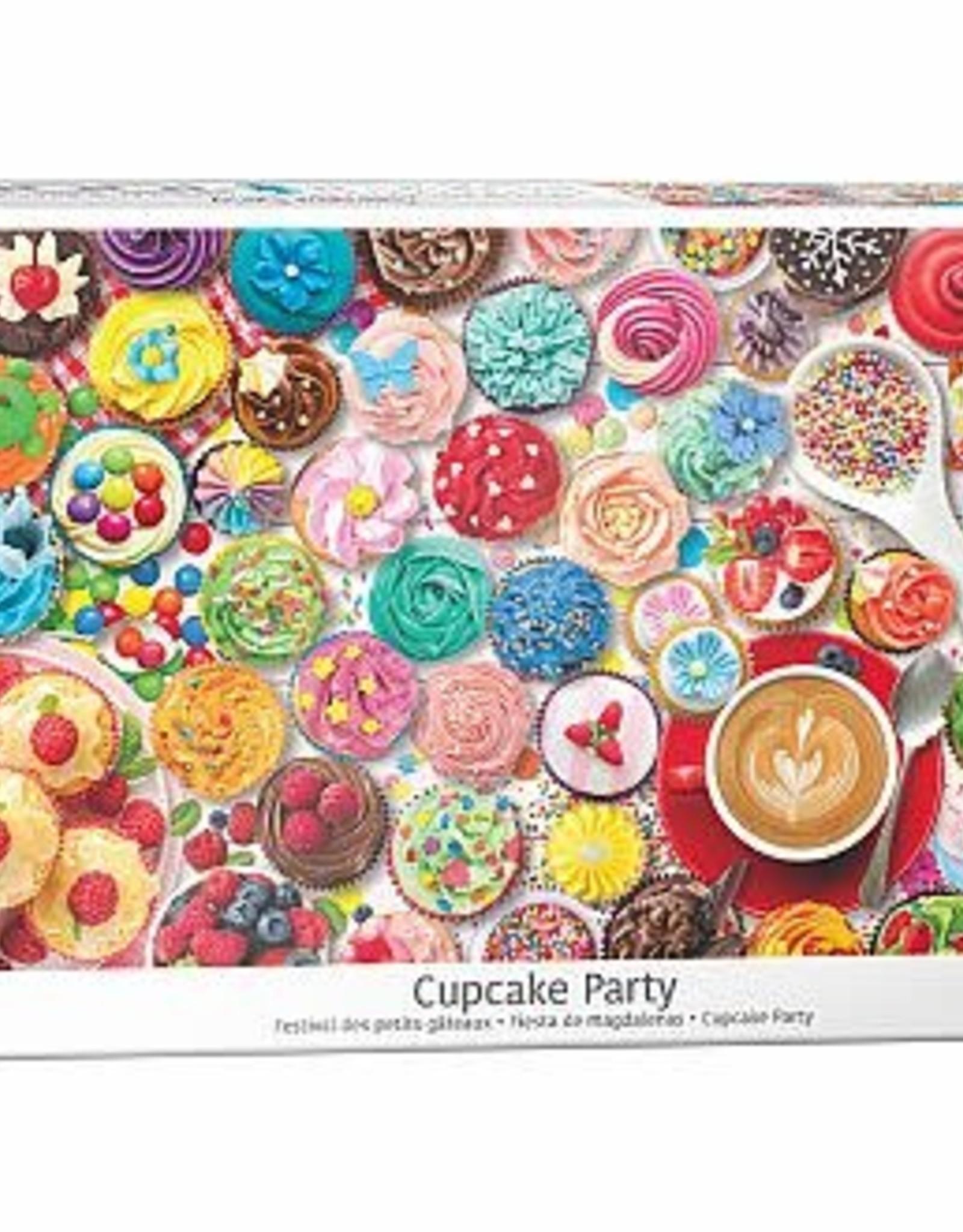 Eurographics Cupcake Party 1000pc