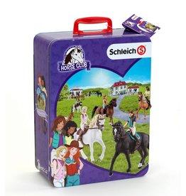 Schleich Horse Club Collector Bundle Case
