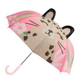 Stephen Joseph Pop-up Umbrella Leopard