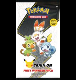 Pokemon POKEMON FIRST PARTNER PACK