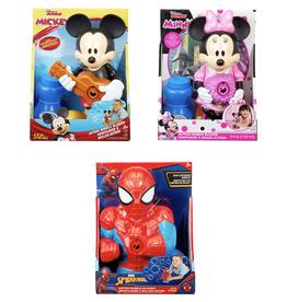 Disney DISNEY MARVEL ACTION BUBBLE BLOWERS