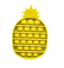Pineapple Push Pop Fidget