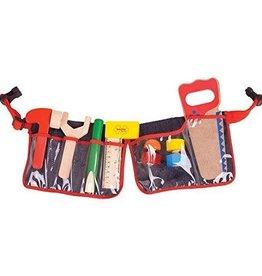 BigJig Toys Tool Belt