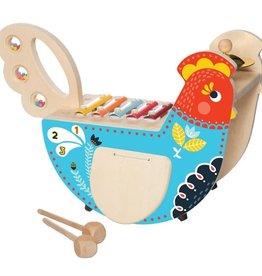 Manhattan Toy Rocking Musical Chicken