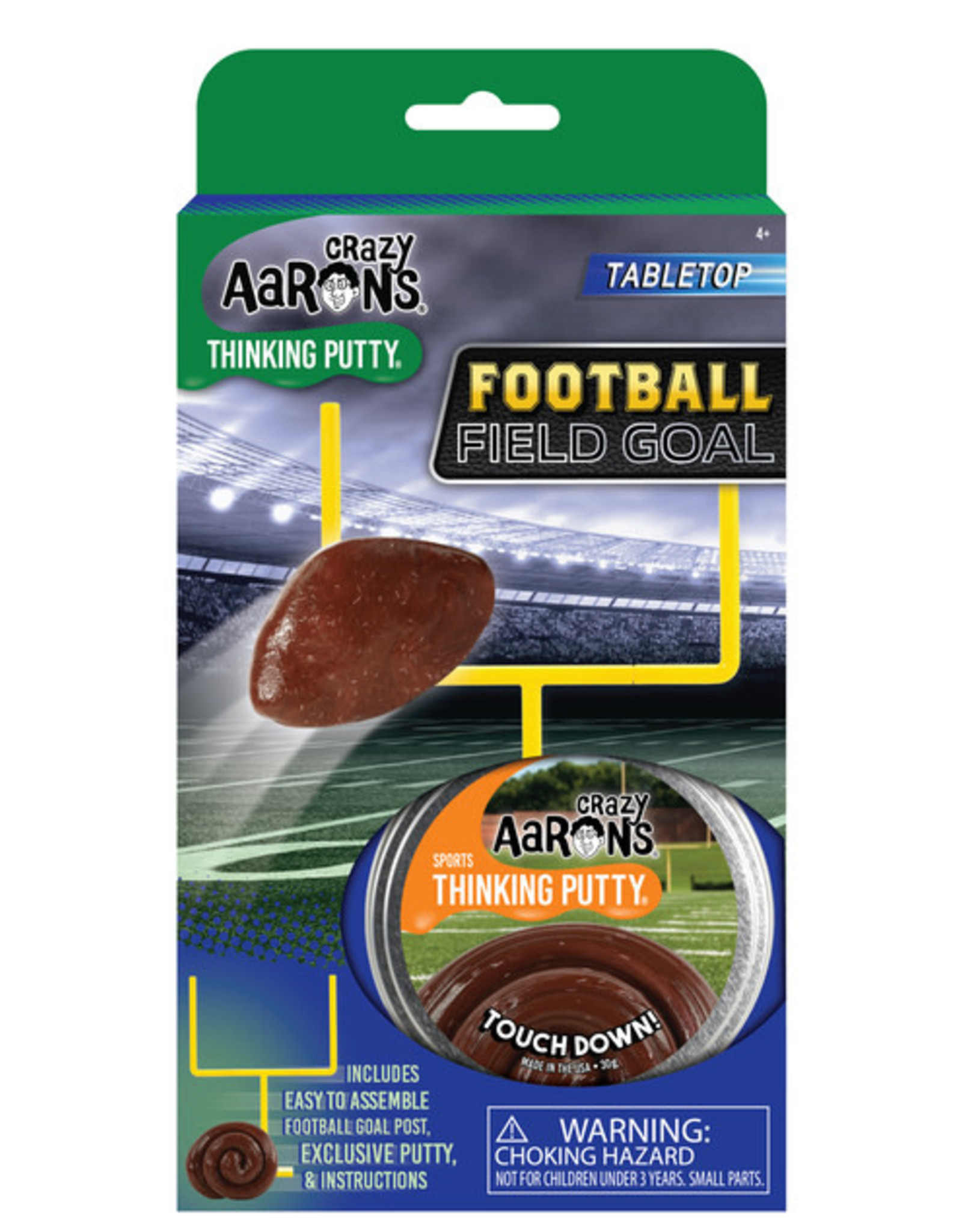 Crazy Aaron's Thinking Putty Crazy Aaron's Sports Putty
