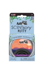 """Crazy Aaron's Thinking Putty Crazy Aaron's Aromatherapy SCENTsory Putty 2.75"""" Tins"""