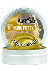 "Crazy Aaron's Thinking Putty Crazy Aaron's Precious Putty 3.5"" Tins"