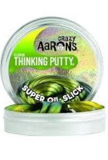 """Crazy Aaron's Thinking Putty Crazy Aaron's Illusion Putty 4"""" Tins"""