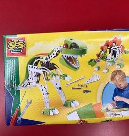 SES LTP Metal Dinosaur Construction Set