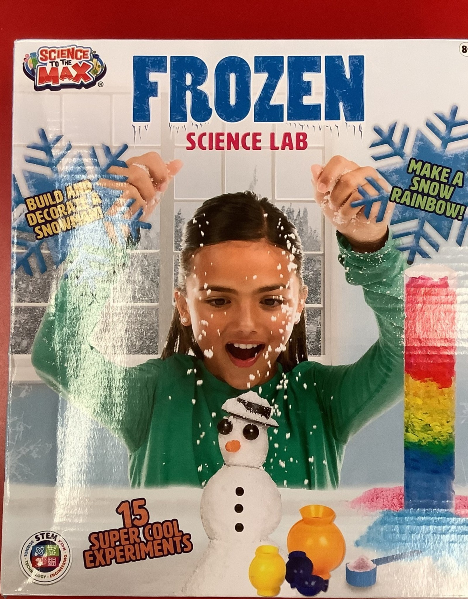 Be Amazing! Toys LTP Frozen Science Lab
