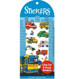 Peaceable Kingdom City Car And Truck Stickers