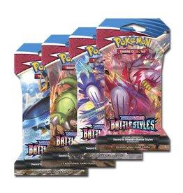 Pokemon Sleeved Pokemon SWSH5 Battle Styles Pack