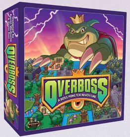 Brotherwise Games Overboss: A Boss Monster Adventure