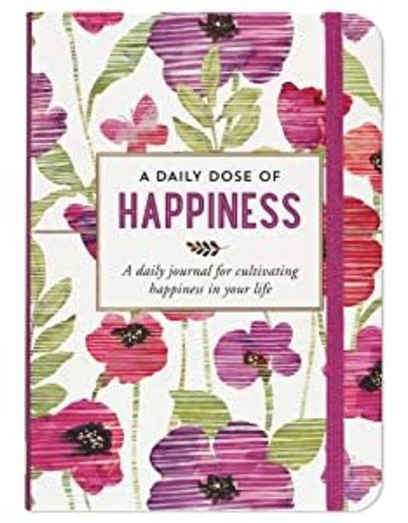 Peter Pauper Press A DAILY DOSE OF HAPPINESS JOURNAL
